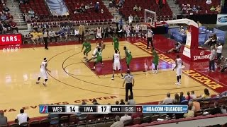 Willie Reed posts 32 points & 17 rebounds vs. the Knicks, 4/1/2015