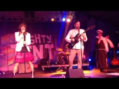 The Mighty Boosh - Love Games (Live) Festival Supreme 10/19