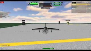 Roblox - RC Plane Battle
