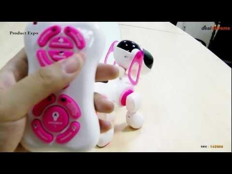 Cute IR Remote Control R/C Dog - DealExtreme,DX