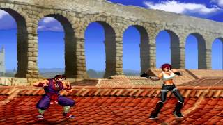 The King Of Fighters Extra MUGEN EiJi Fights
