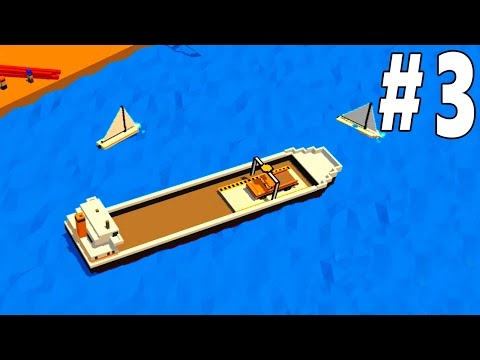 Construction Crew 3D - Walkthrough The Harbour - Gameplay Part 3