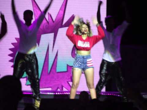 OMG Girlz Baltimore MD Twerking 7/25/13