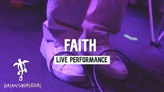 BRIAN SHINSEKAI - FAITH