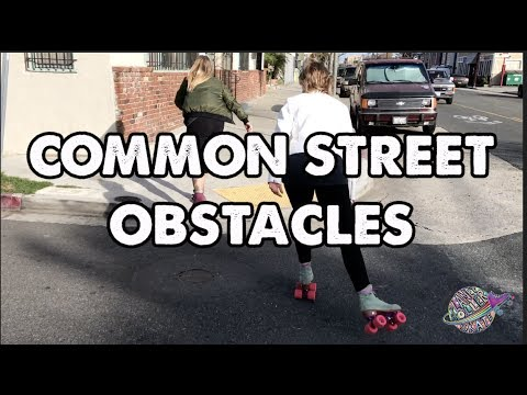 Street Roller Skating Tutorial Part 1 ! Planet Roller Skate Shorts