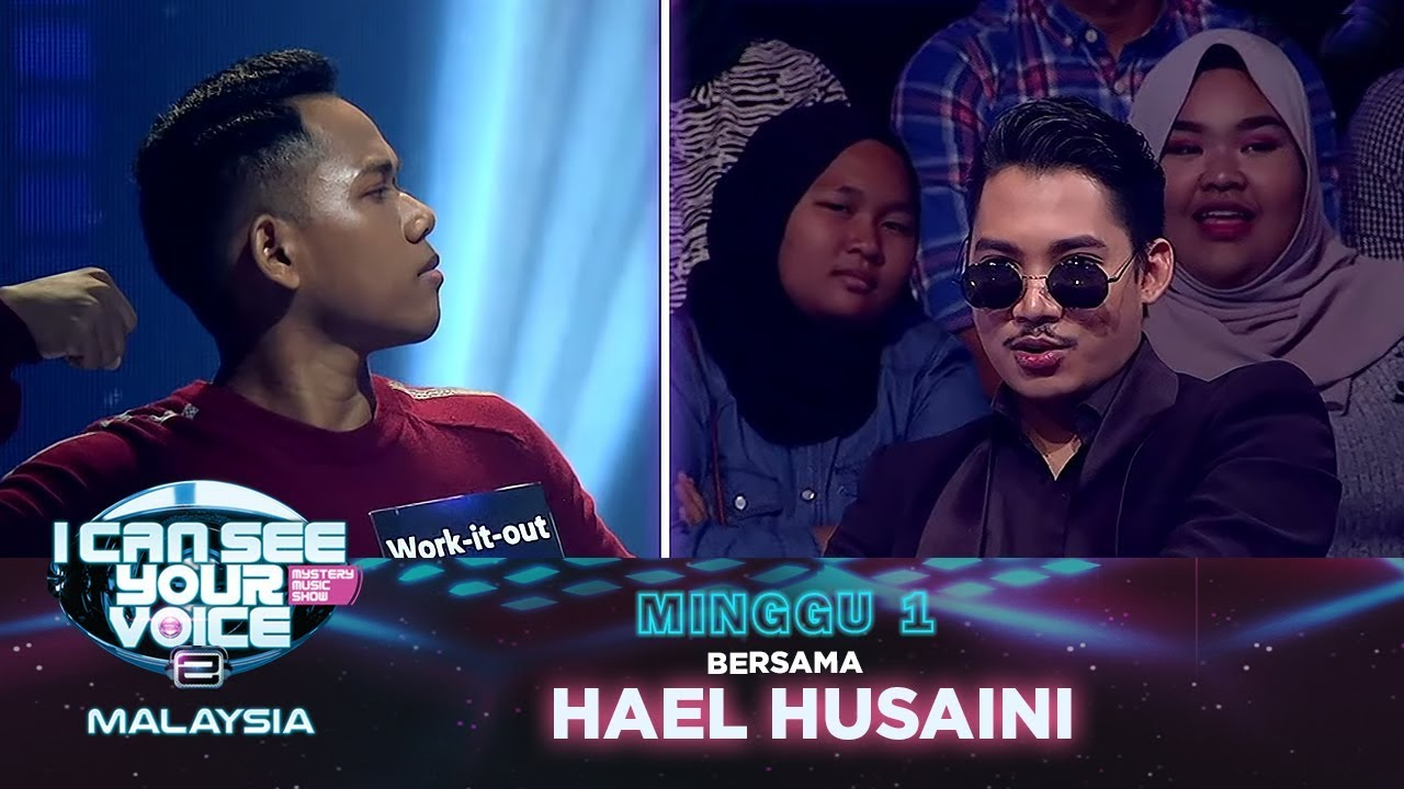 [FULL] I Can See Your Voice Malaysia (Musim 2) Minggu 1 Bersama Hael Husaini   #ICSYVMY2