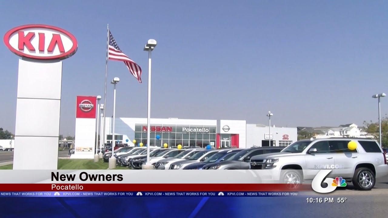 Cole Chevrolet Purchases Pocatello Nissan Kia Local News Kpvi Com
