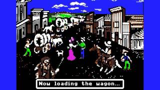 The Oregon Trail - Oregon Trail, The (APPLEII)  - Vizzed.com GamePlay1 - User video