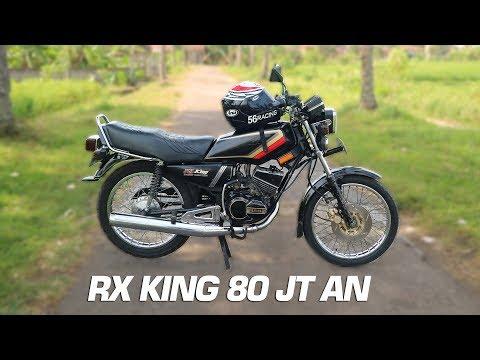 NYOBAIN YAMAHA RX KING COBRA 80 JT AN