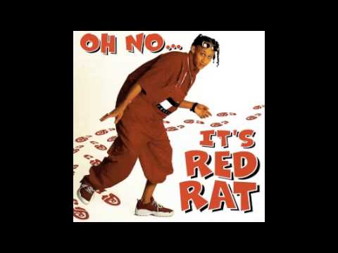 RED RAT  WRIGLEYS  OH NO ITS RED RAT