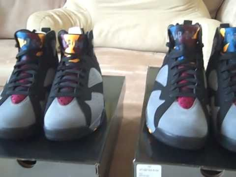uk availability 98e5b d060f Air Jordan 7 (VII) Retro - Bordeaux - YouTube