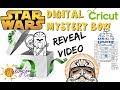 Star Wars Mystery Box Cricut October
