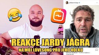 Reakce Jaromíra Jágra na Lovesong pro jeho holku
