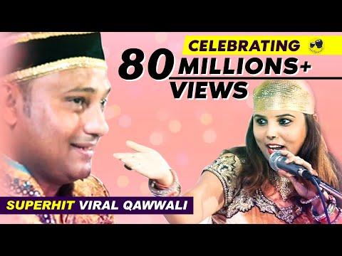 हमे तो लूट लिया मिल के हुस्न वालो ने | Imran Warsi Qawwal | Just Qawwali | Mumbai