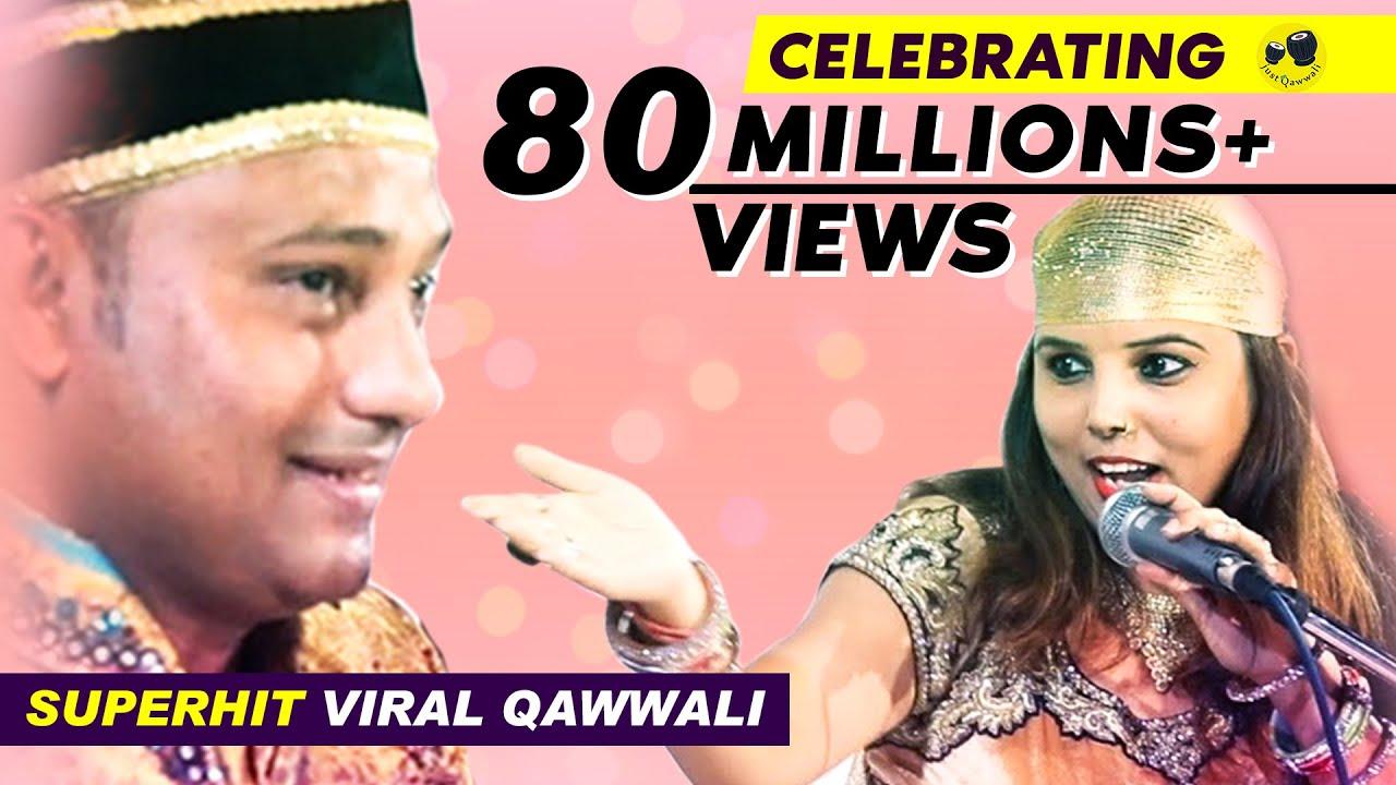 Download हमे तो लूट लिया मिल के हुस्न वालो ने | Imran Warsi Qawwal | Just Qawwali | Mumbai