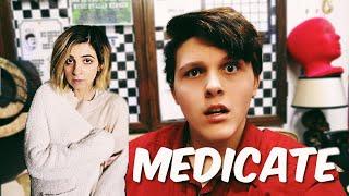 Gabbie Hanna Medicate official music video reaction (the Gabbie show)