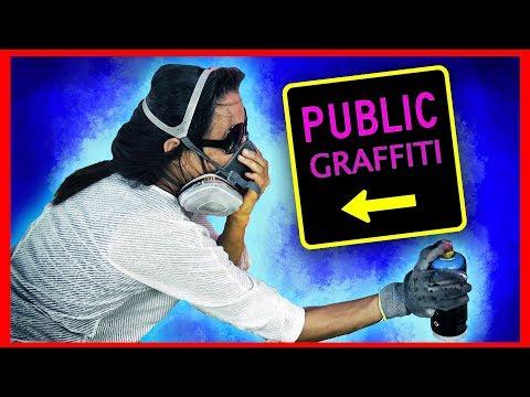 USA Public Graffiti FAILURE