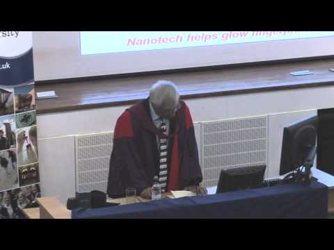 Professor Ashok Adya - The Nanotechnology Revolution