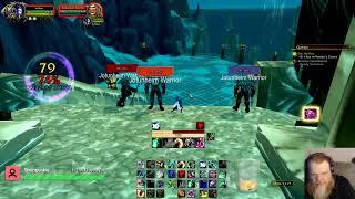 Benched from raid so alt leveling - windwalker PoV