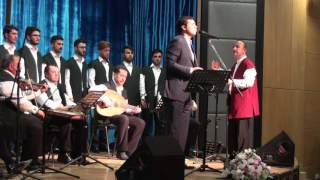 Muş Alparslan Üniv. 2016 Kutlu Doğum Haftası Tasavvuf Mus. Konseri M Habib İspirli Alemlere Rahmet