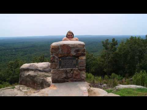 FDR State Park,Pine Mountain, Georgia