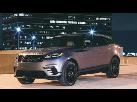 New 2018 Range Rover Velar Drivers' Notes  Review