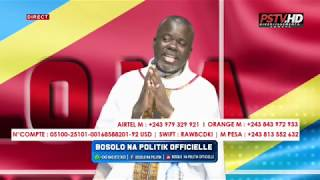 BOSOLO NA POLITIK | 03 JUILLET | FAUT-IL UNE COHESION NATIONALE  PONA KIMIA NA EST YA CONGO ?