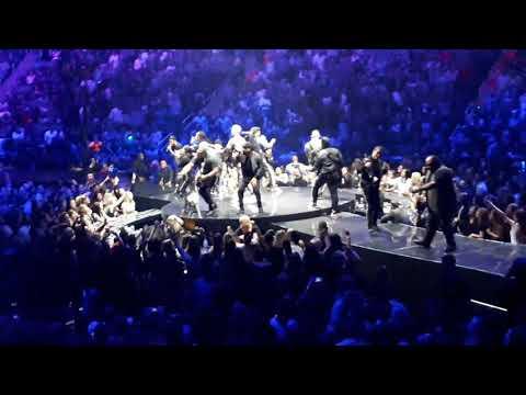 Justin Timberlake Performance Québec City 2018