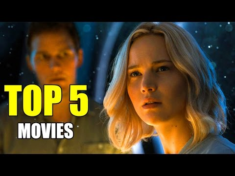 Jennifer Lawerence: TOP 5 Movies
