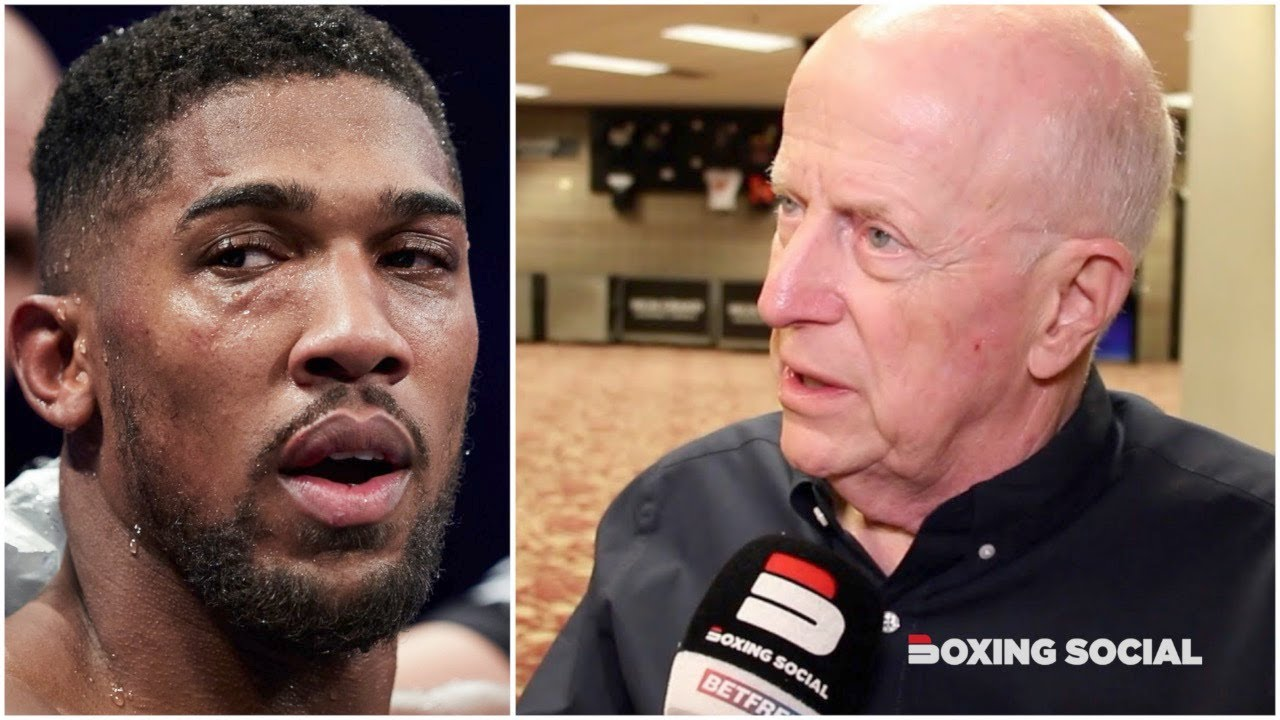"""Download Wilder manager Shelly Finkel on Joshua LOSS to Usyk, Fury-Wilder 3 & Fury """"CHEATING"""" allegations"""