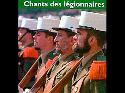 Légion Etrangère - Le chant du 1er R.E.C