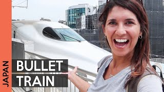 Shinkansen: the Japanese bullet train | All you need to know before you go