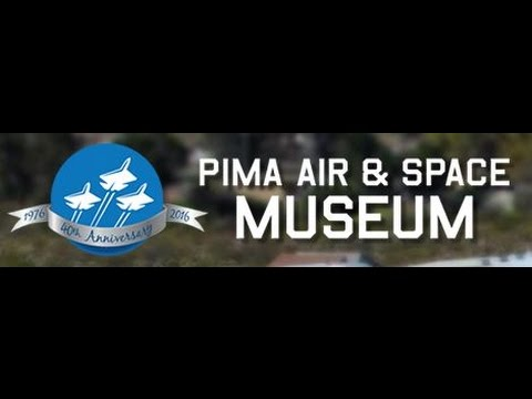 Real Life:  Pima Air and Space Museum