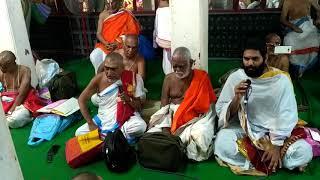 Veda Sabha at edulabad, ghatkesar, temple