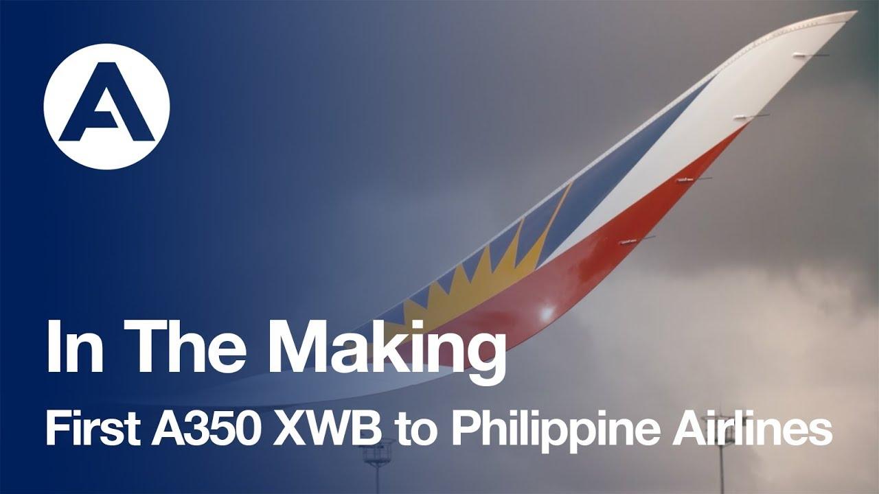 Resultado de imagem para a350 philippine airlines