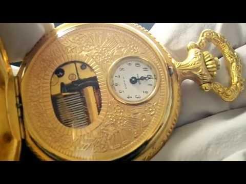 Reuge Music Pocket Watch
