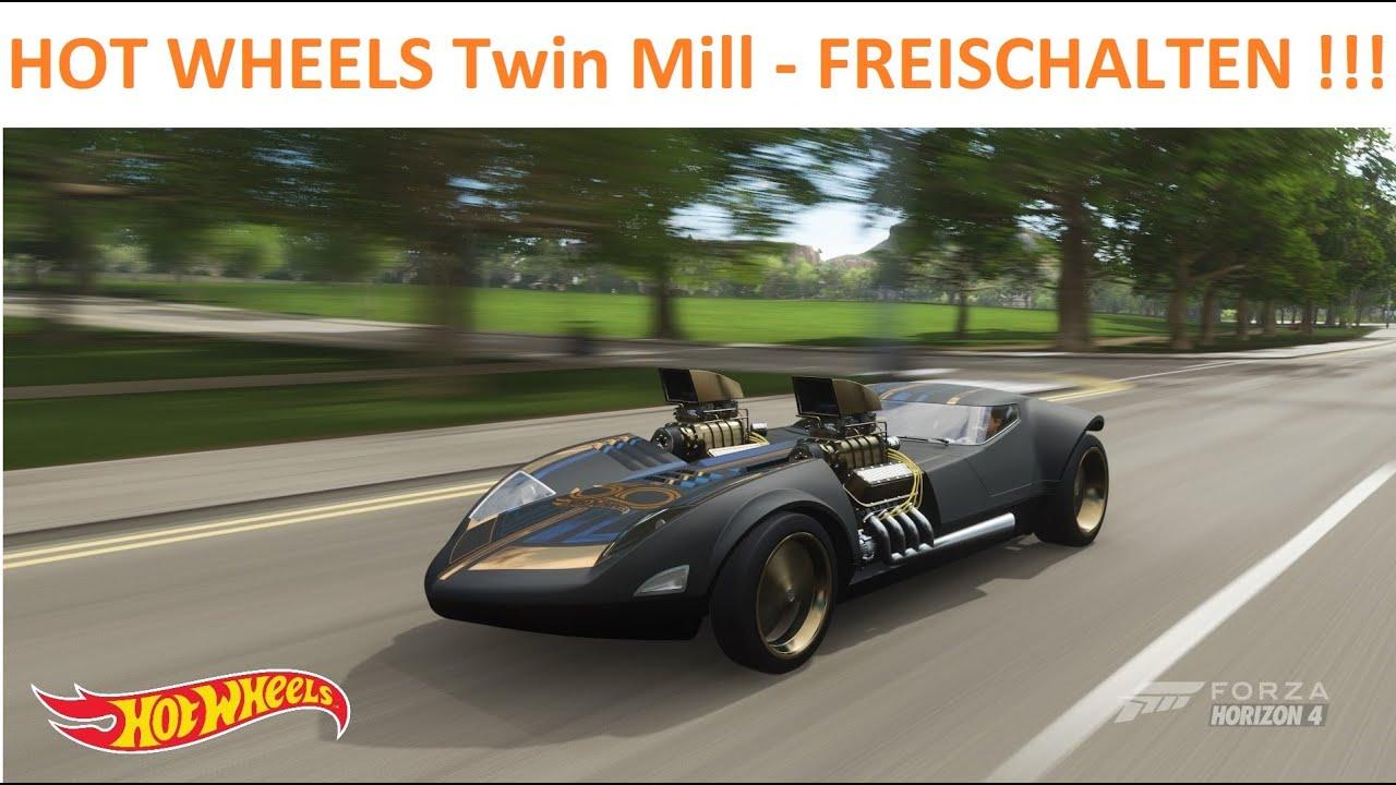 Hot Wheels Twin Mill - FREISCHALTEN!!! - Forza Horizon 4
