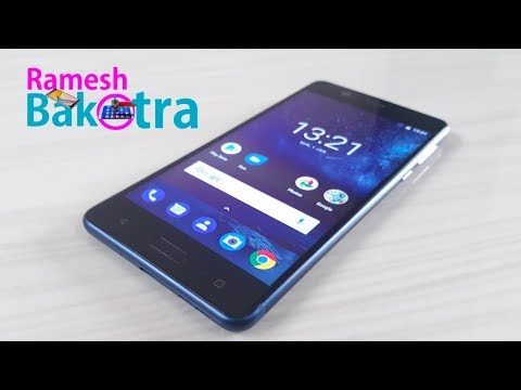 Nokia 5 Full Review and Unboxing