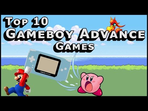 Top 10 Gameboy Advance Games