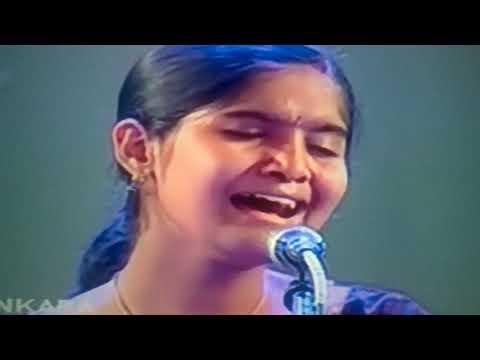 Aatreeei Krishna classical music 2 Shankar TV Rec 7 JUly 2015