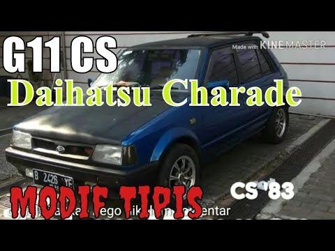 Modifikasi Daihatsu CHARADE