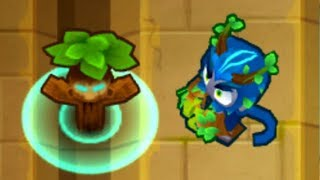 To Beat This Challenge, You Have To Get Lucky (Bloons TD 6)
