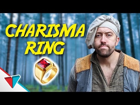 Charisma Logic In Games - Charisma Ring