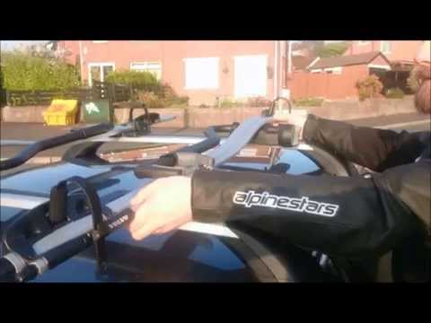 Volkswagen Roof Rack Install By Lacarguy Parts Team Doovi