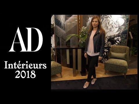Модные интерьеры французских дизайнеров 2018-2019