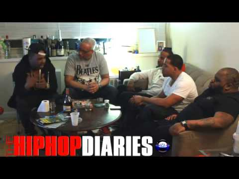"Woothehousecat sits down with ""Trust Gang"" and talks HipHop.."