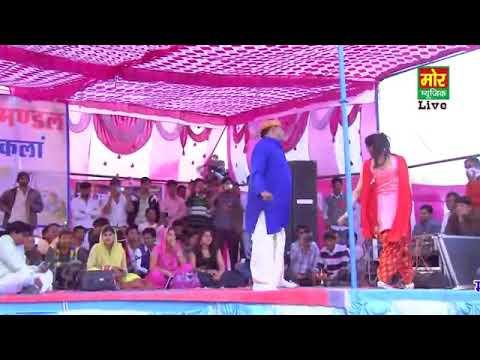 Haryanvi Dance || Sapna & Jhandu || Latest Stage Dance || Bukkal Mein Tasalli || Mor Music
