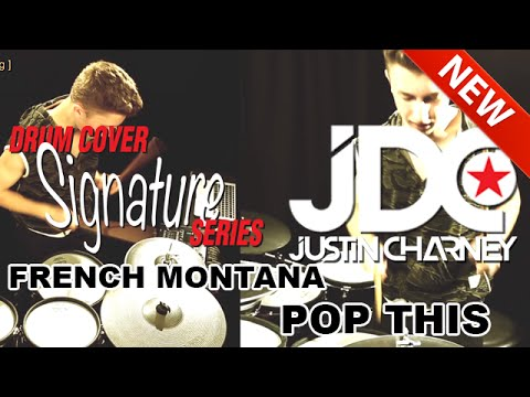 Pop That Drum Cover - French Montana