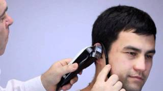 How to cut short hair with texture. Using Wahl clippers & Freestyla Clipper Guides.