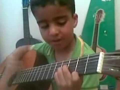 Ariyan Alavi, 6 years old